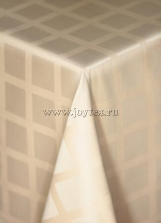 002 Ткань Журавинка 04С47-КВгл+ГОМ т.р.1 цвет 050303 светло-бежевый, ширина 155см