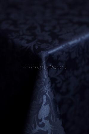 003 Ткань Журавинка 03С5-КВ+ отб+ГОМ рис 1472 251003 темно-синий сапфир