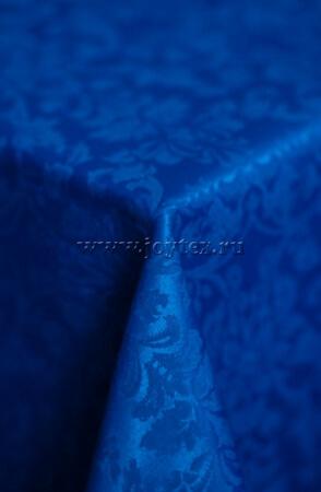 008 Ткань Журавинка 03С5-КВ+ отб+ГОМ рис 1472 250805 васильковый