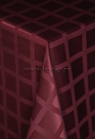 008 Ткань Журавинка 04С47-КВгл+ГОМ т.р.1 цвет 161004 бордовый, ширина 155см