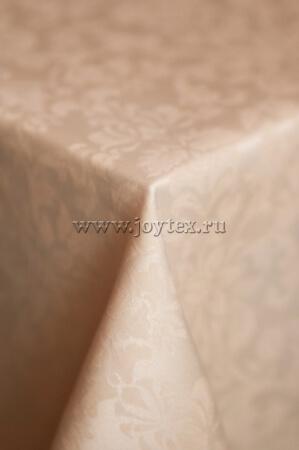 018 Ткань Журавинка 03С5-КВ+ отб+ГОМ рис 1472 050303 светло-бежевый