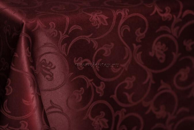 102 Ткань Журавинка 03С5-КВ+ отб+ГОМ рис 1472 161004 бордовый