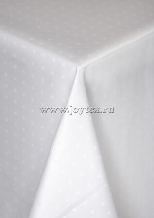 201 Ткань Журавинка 04С47-КВгл+ГОМ т.р. 4 цвет  010101 белый, ширина 155см