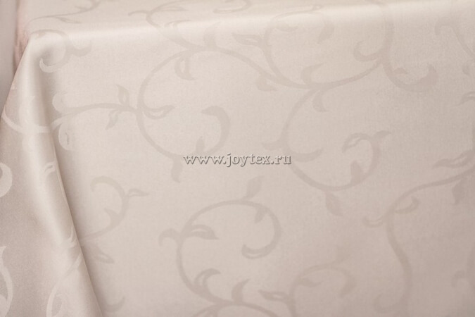104 Ткань Журавинка 03С5-КВ+ отб+ГОМ рис 1927 110701 слоновая кость