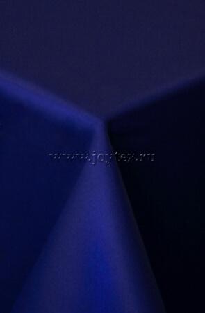 """Скатерть """"1346 194050 темно-синий (сапфир)"""" коллекция """"Ричард"""""""