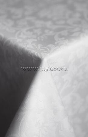 """Дорожка """"рис 1472 010101 белый"""" коллекция """"Журавинка"""""""