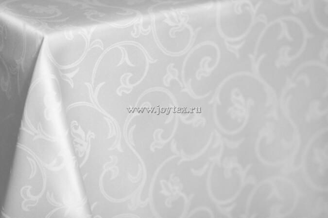 """Дорожка """"рис 2233 010101 белый"""" коллекция """"Журавинка"""""""