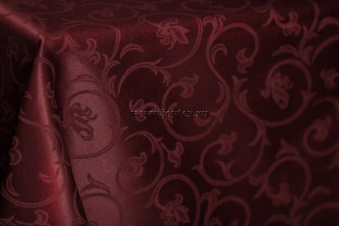 """Дорожка """"рис 2233 161004 бордовый"""" коллекция """"Журавинка"""""""