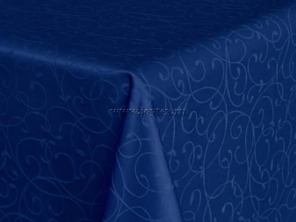 """Дорожка """"Синий 1812 цвет 19-4050""""  коллекция """"Ричард"""""""