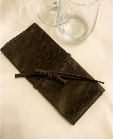 Куверт-зефир двойной Ричард рис 1812/191020 Темный шоколад