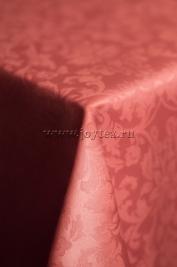 110 Ткань Журавинка 08С14-КВотб+ГОМ т.р. рис 1472 120505 коралловый ширина 305см