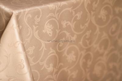 111 Ткань Журавинка 03С5-КВ+ отб+ГОМ рис 1472 060402 кофе с молоком