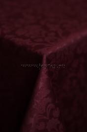 111 Ткань Журавинка 08С14-КВотб+ГОМ т.р. рис 1472 161004 бордовый, ширина 305см
