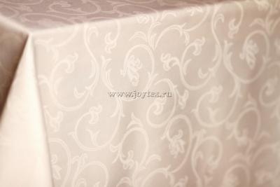 115 Ткань Журавинка 03С5-КВ+ отб+ГОМ рис 1472 110710 слоновая кость