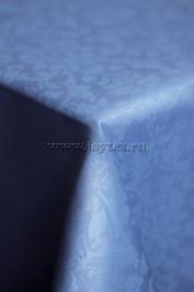 117 Ткань Журавинка 08С14-КВотб+ГОМ т.р. рис 1472 270505 аквамарин, ширина 305см