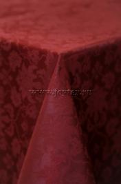 "Скатерть ""1589 191862 спелая вишня"" коллекция ""Ричард"""