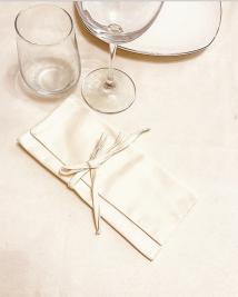 Куверт-зефир двойной Ричард рис 1346/110701 Слоновая кость