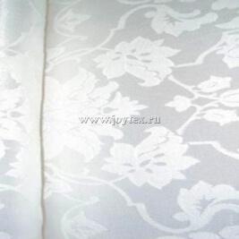 Ткань Мати 1 рис 1589/010101 белый, ширина 155см