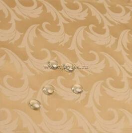 Ткань Мати 1 рис 1625/141119 светло бежевый, ширина 155см