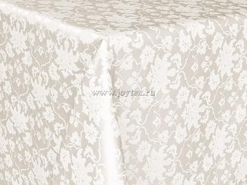 101 Ткань Ричард 08С6-КВгл+ГОМ т.р. 1589 цвет 110701 слоновая кость, ширина 305 см