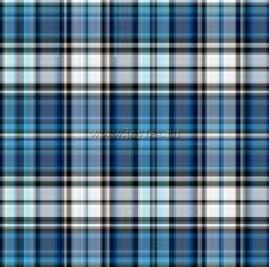 Ткань Шотландка Квилт рис. 2039, вид 5