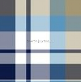 Ткань Шотландка Квилт рис. 2136, вид 6