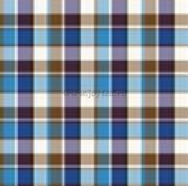 Ткань Шотландка Квилт рис. 2311, вид 2