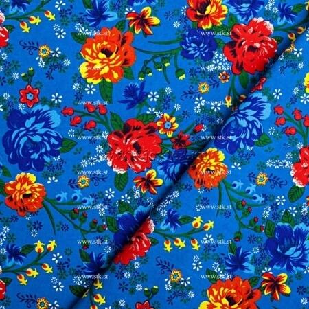 """Ткань Фланель """"Розы"""" грунт ширина 150 арт. P1503 3193/1"""
