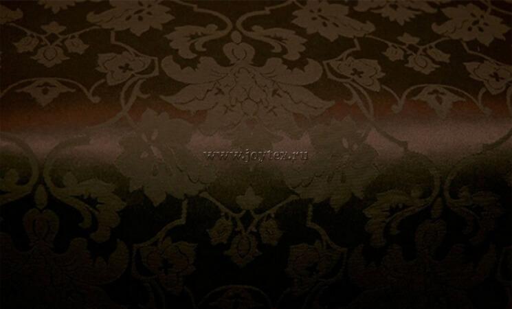 Ткань Мати 1 рис 1589/191020 тёмный, ширина 155см