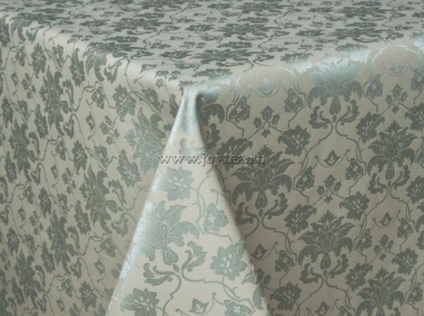Ткань Ричард 08С6-КВгл+ГОМ т.р. 1589 цвет 050302/390301 серебристо-бежевый, ширина 305см