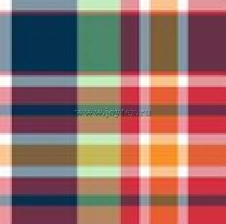 Ткань Шотландка Квилт рис. 2282, вид 1